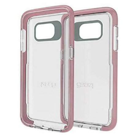 Case Anti Impacto Samsung Galaxy S7 Gear4 Piccadilly Rose