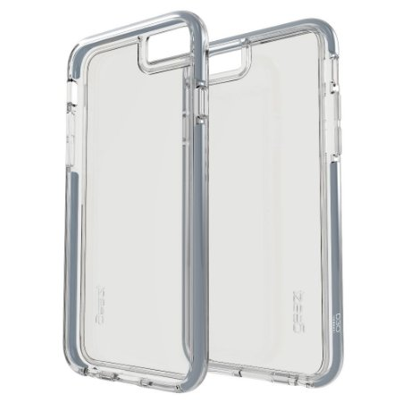 Case Anti Impacto iPhone 6 Plus - 6s Plus Gear4 Piccadilly Silver
