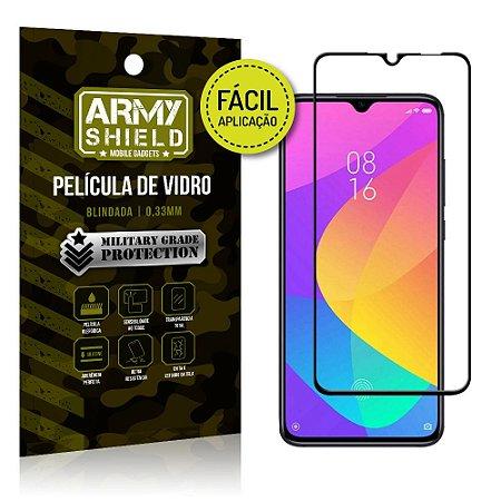 Película 3D Fácil Aplicação Mi 9 Lite - Armyshield