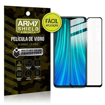 Película 3D Fácil Aplicação Mi Note 8 Pro - Armyshield