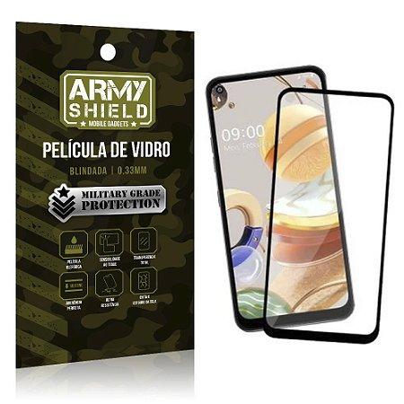 Película de Vidro 3D Cobre a tela toda LG K51s - Armyshield