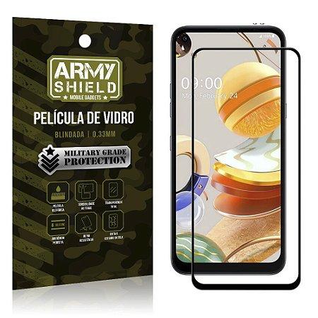 Película de Vidro 3D Cobre a tela toda LG K61 - Armyshield