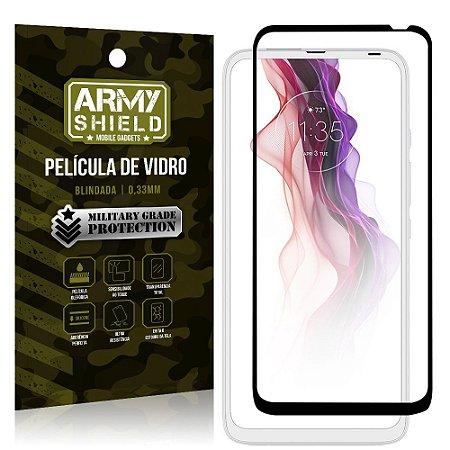 Película de Vidro Blindada 3D Moto One Fusion Plus - Armyshield