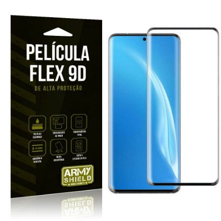 Película Flex 9D Cobre a Tela Toda Blindada Galaxy S20 - Armyshield