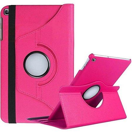 Capa Giratória Pink para Tablet Galaxy Tab A 8.0' T290 T295 - Armyshield