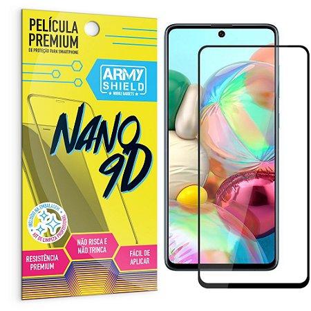 Película Premium Nano 9D para Galaxy A71 - Armyshield