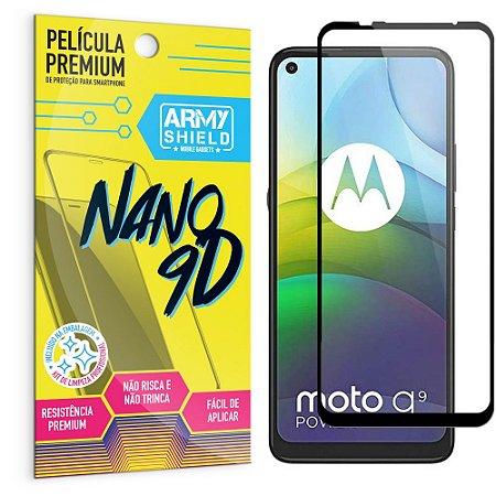 Película Premium Nano 9D para Moto G9 Power - Armyshield