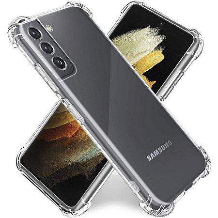 Capinha Silicone Anti Impacto Galaxy S21 - Armyshield