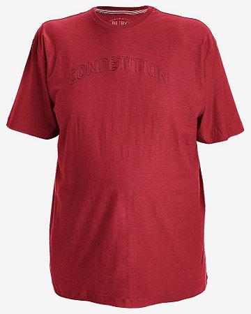 Camiseta Competition Vermelha