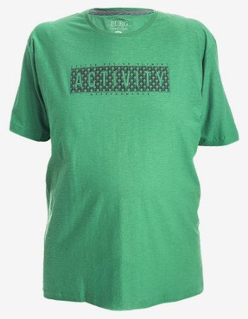 Camiseta Activity Verde