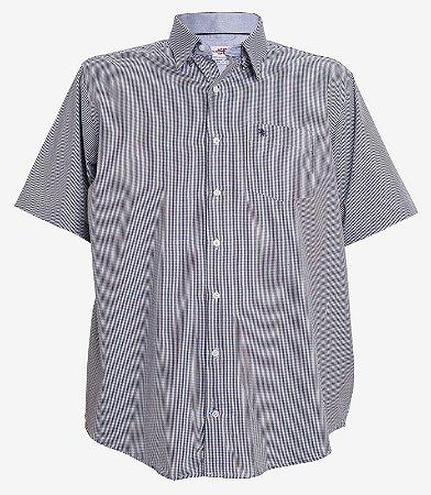 Camisa Egyptian Marinho