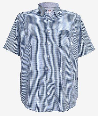 Camisa Egyptian Azul