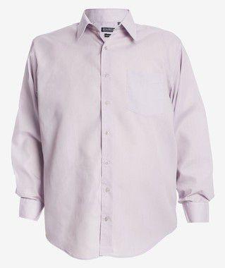 Camisa Tricoline Lilás