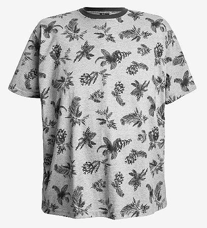 Camiseta estampada básica