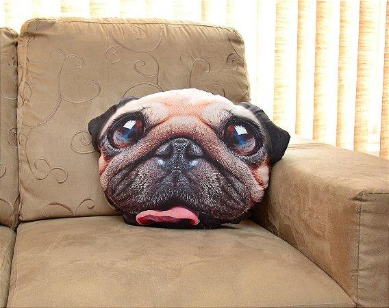 Almofada Pet Pug