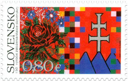 2013 Eslováquia  150º aniversário de Fundação de Maltica