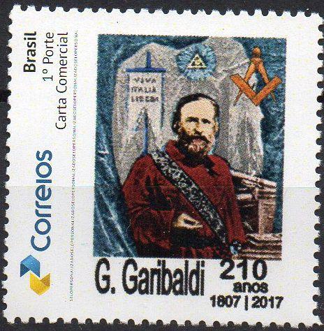 2017 G Garibaldi 210 anos in loja
