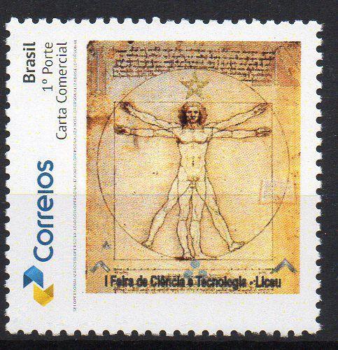 2018 I Feira de Ciência e Tecnologia - Leonardo da Vinci Homem Vitruviano SP (min)