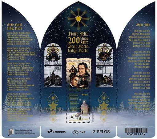 2018 Bloco de Natal - 200 anos da Canção Noite Feliz