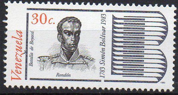 1983 Venezuela 200 anos Símon Bolívar (min)