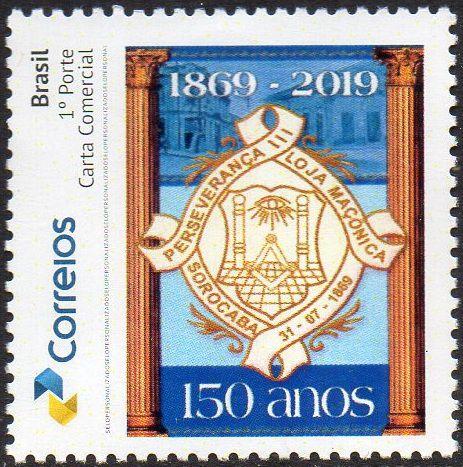 2019 Loja Perseverança 150 anos