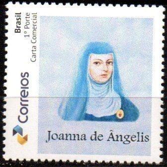2014 Selo Personalizado 25 anos da Série Psicológica de Joana de Ângelis