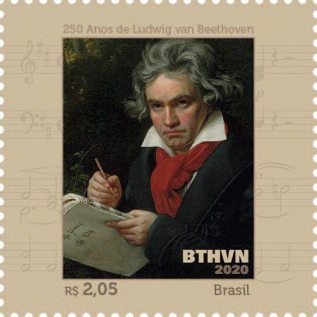 2020 Brasil - Beethoven 250 anos de nacimento