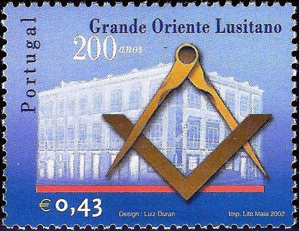 2002 PORTUGAL MAÇONARIA 200 ANOS DO GRANDE ORIENTE LUSITANO (min)