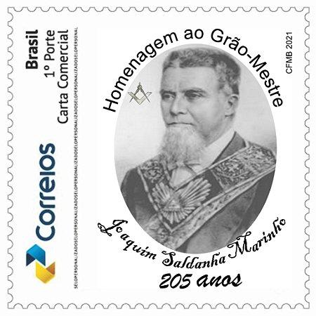 2021 Homenagem ao Grão Mestre Saldanha Marinho