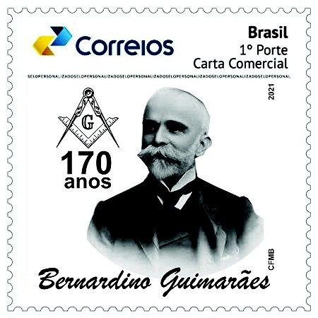2021 Bernardino Guimarães - Grão Mestre Grande Oriente de Portugal