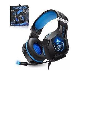Headset Gamer Soldado GH-X1000