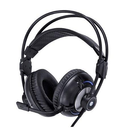 HEADSET HP GAMER - H300 BLACK - 2.1 - COM VIBRACAO