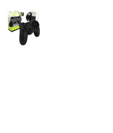 Controle com fio Duplo shock 4 PS4 KP-4028 Knup