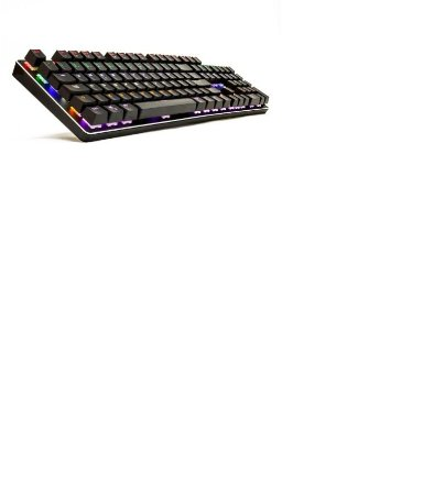 Teclado Mecanico Gamer Rgb Usb Abnt2 Switch Blue Knup Kp2046