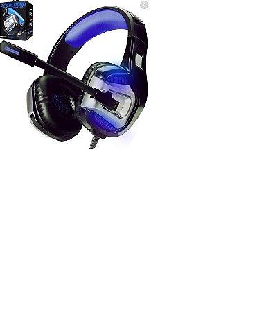Headset Gamer 7.1 Surround para Ps4 Pc e Smartphone Exbom Az