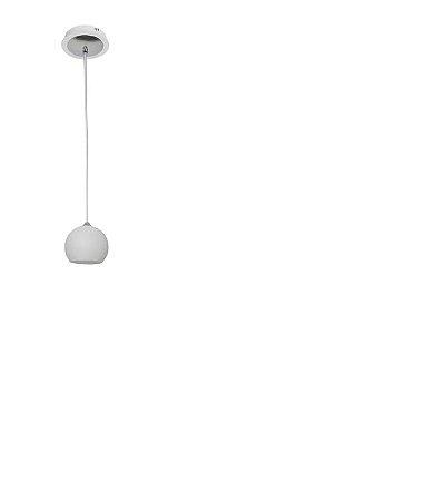 Pendente Ball Branco Bronzearte GU10