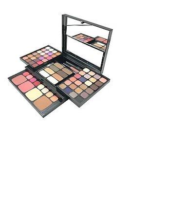 Estojo Kit De Maquiagem Completo Luisance Love Yourself L983