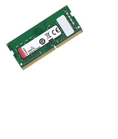 Memória 4gb Ddr4 2400mhz Kingston Sodimm Hp Dell Lenovo