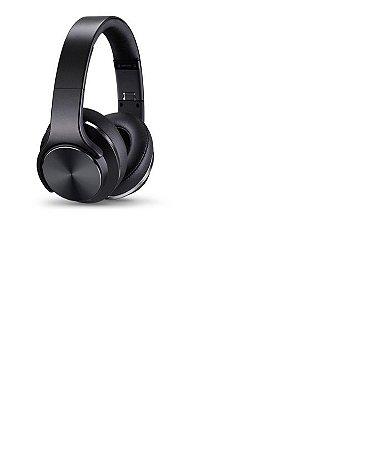 Fone De Ouvido Feir Fr-504 2 Em 1caixa- Bluetooth Fm Preto