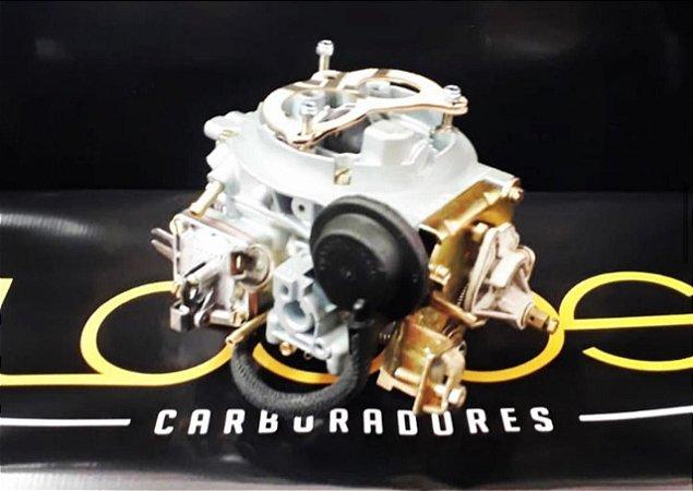 Carburador Opala 89/91 6cc 3e Gasolina Brosol Original