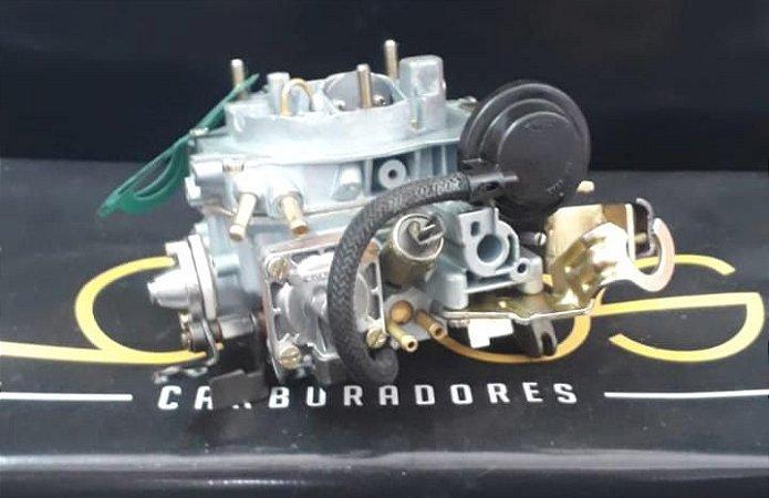 Carburador Versailles 92 Motor 2.0 3e Brosol Gasolina Original