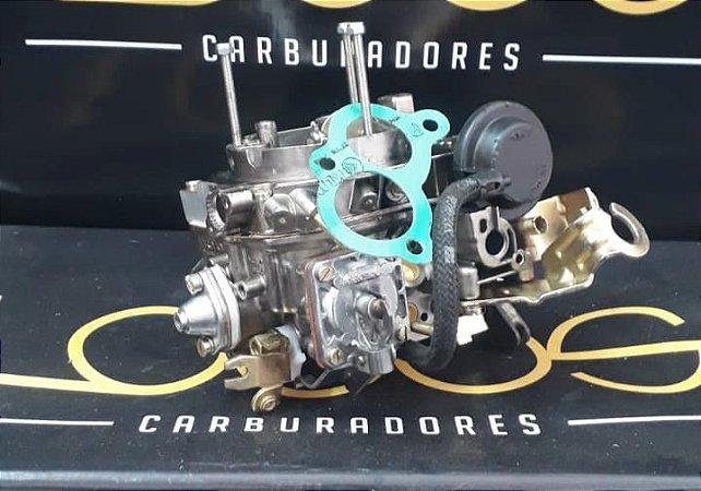 Carburador 3e Brosol Escort 93 Motor 2.0 Álcool Original
