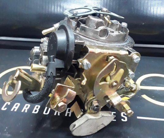 Carburador Escort 92 Motor 1.8 Álcool Modelo 2e Brosol Original