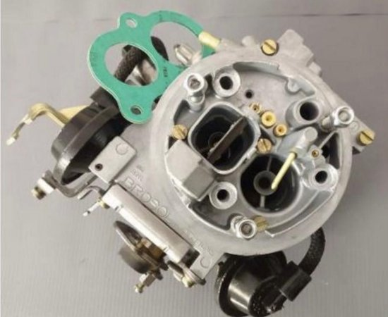 Carburador 2e Brosol Quantum 91/92 Motor Ap 1.8 Gasolina