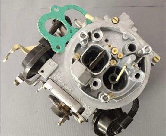 Carburador Quantum 88/89 2e Brosol Motor 2.0 Gasolina Original