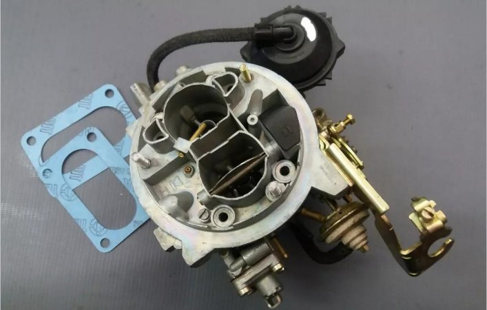Carburador Gol 85 Tldz Weber Motor 1.6 Gasolina Original