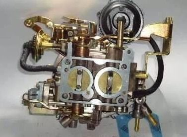 Carburador Recondicionado TLDF 1.6 Motor Argentino Weber a Álcool