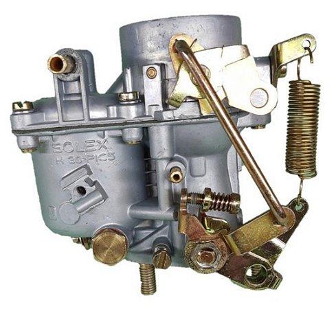 Carburador Fusca 1600 Simples H30 PIC- S Gasolina Solex