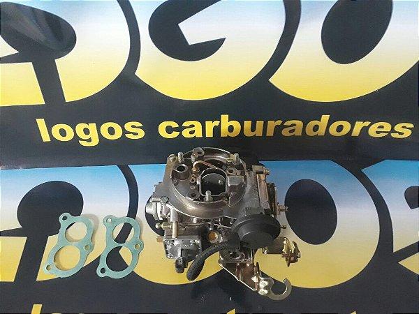 Carburador Opala 3e Álcool 6cc Brosol