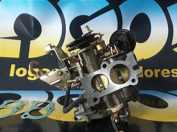 Carburador Recondicionado 3e Álcool para Gol Motores Ap